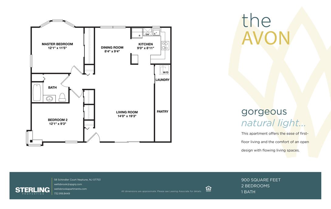 The Avon FloorPlans